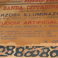 """La storia dei Bruscella """"Pirotecnici"""" nei manifesti"""