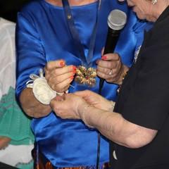 Consegna della Charter alla Presidente Matilde Saponaro