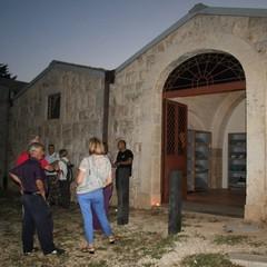 Inaugurazione Centro Visite di Lamalunga