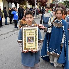 Corteo dei fanciulli dellimperatore Federicus JPG