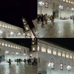 Piazza Duomo, prima e dopo