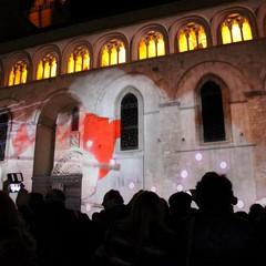 Videomapping e Luminarie 2016