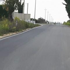 strada via selva