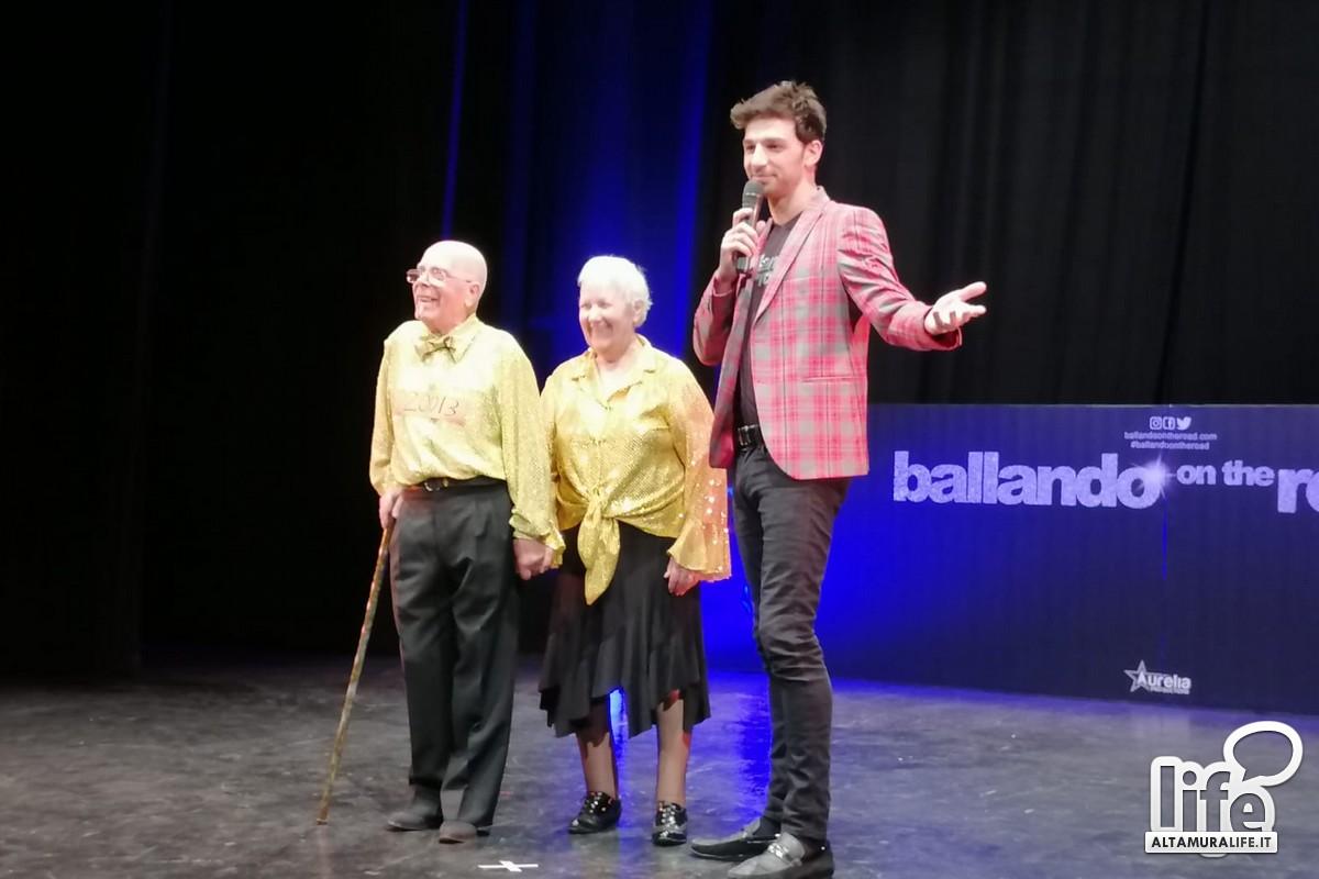 Ballerini di 90 anni