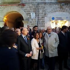 Inaugurazione del Museo del pane di Vito Forte