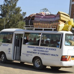 Bus Mbarara Universitary