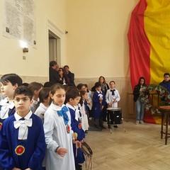 Bambini al Palazzo di Città
