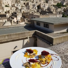 Raviolini del Pollino dello chef Vito Carbone - Foto Mazzotta 2