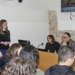 Conferenza al Palazzo Baldassarre