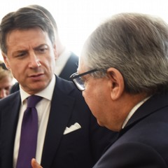 Presidente Conte, Antonio Nisi