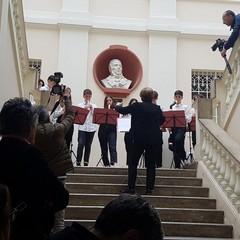 Cerimonia al Palazzo di Città