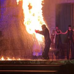 Spettacoli con il fuoco