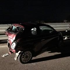 Incidente sulla statale 99 del 16 novembre 2018