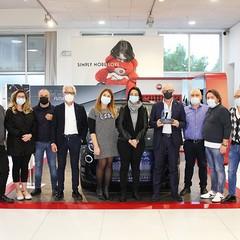 FCA premia il gruppo Maffei