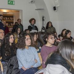 Studenti al Palazzo Baldassarre
