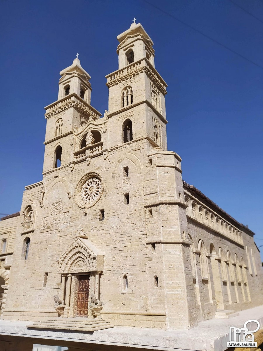 Cattedrale in miniatura di Massimo Loglisci
