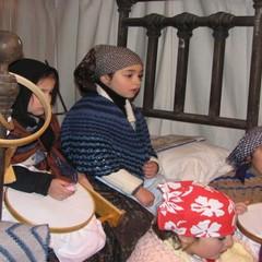 Presepe vivente bambini del De Curtis Natale 2009