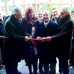 Inaugurazione nuove aule Alberghiero