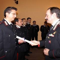 Riconoscimento ai Carabinieri