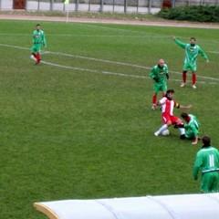 Real Altamura - Polimnia 1 - 0