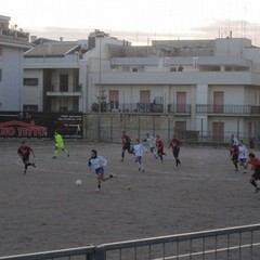 Puglia Sport Altamura - Carovigno 2 - 3