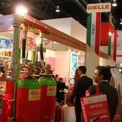 Fiera della sicurezza a Dubai con Gielle