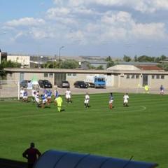 Real Altamura - Santeramo, 19 settembre 2010