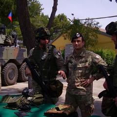 """Un giorno """"di scuola"""" presso il 31 Reggimento Carri"""