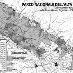 Piantina Parco nazionale Alta Murgia