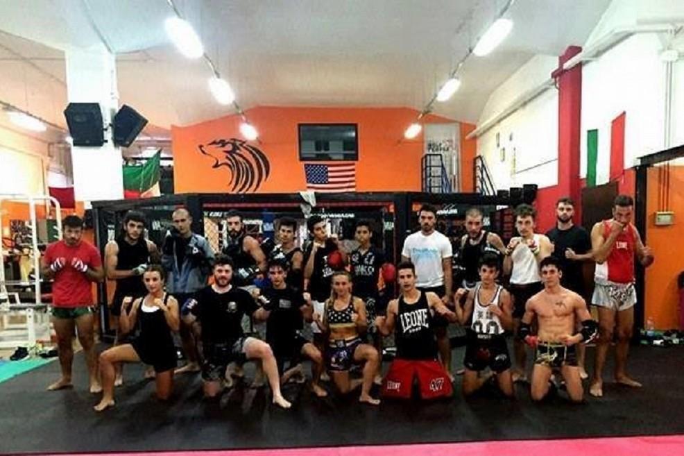 MMA - Team di Agostino Derosa