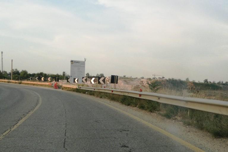 lavori strada statale 96