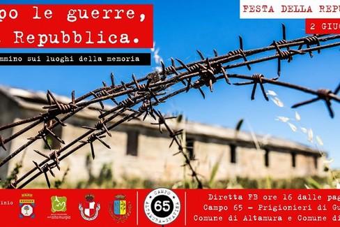 festa della Repubblica- ass. Campo 65