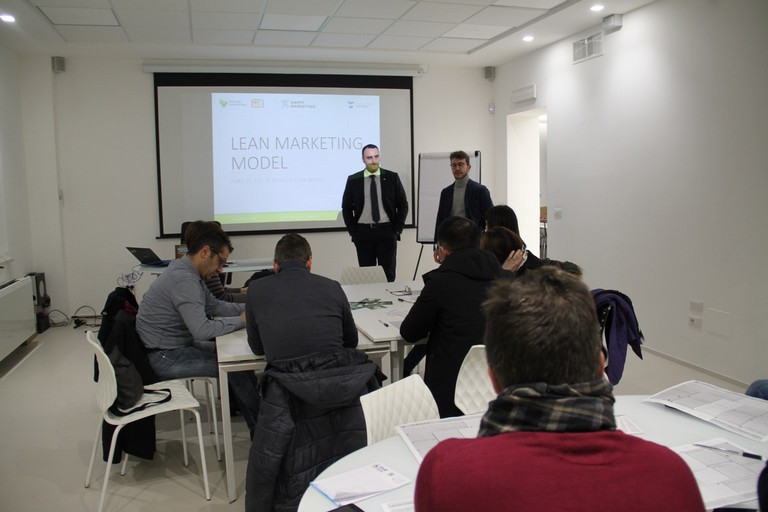 Alessandro Martemucci su Lean Marketing Model