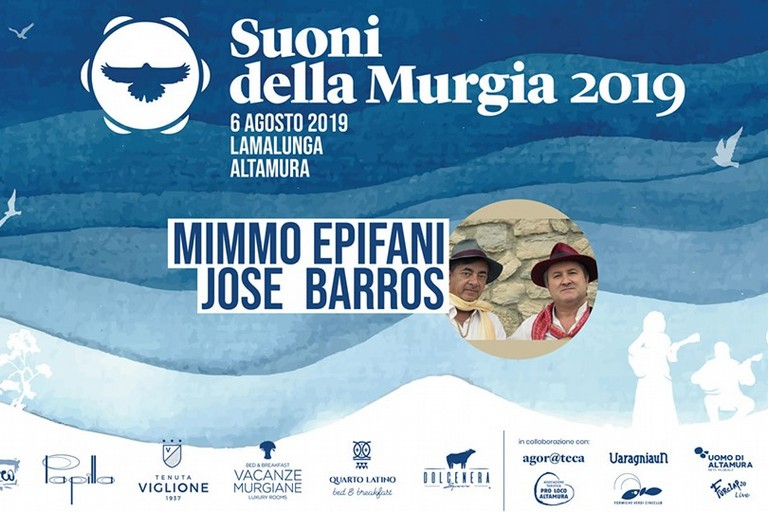 Josè Barros & Mimmo Epifani