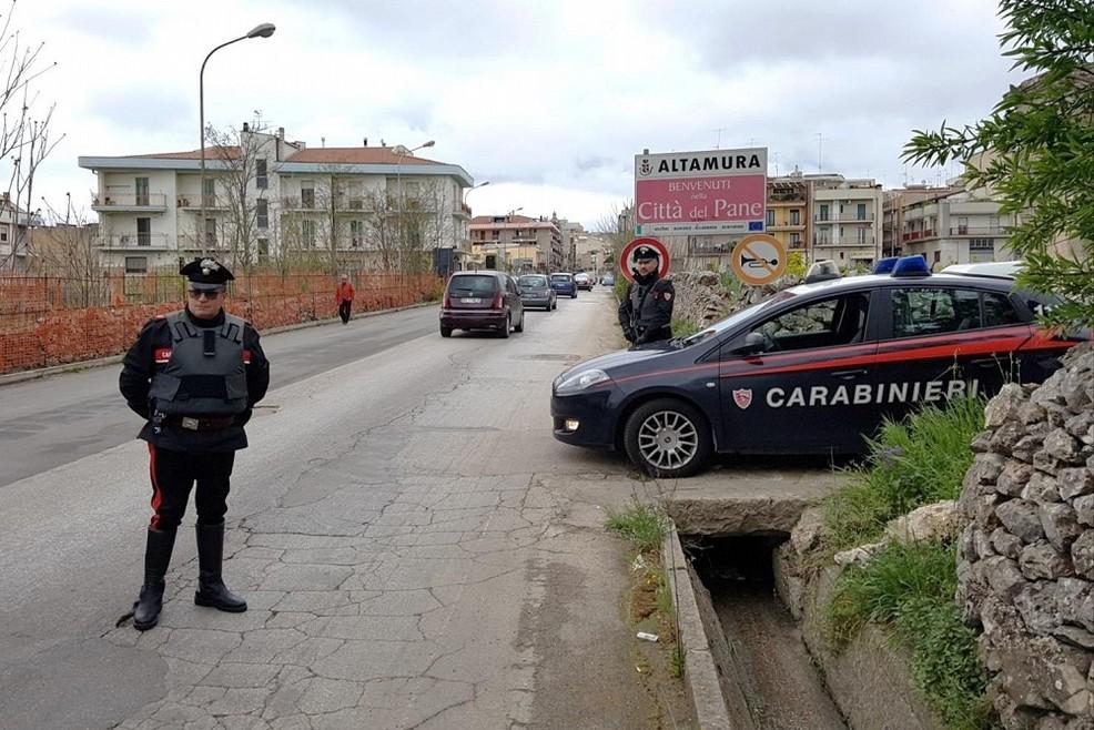 carabinieri altamura