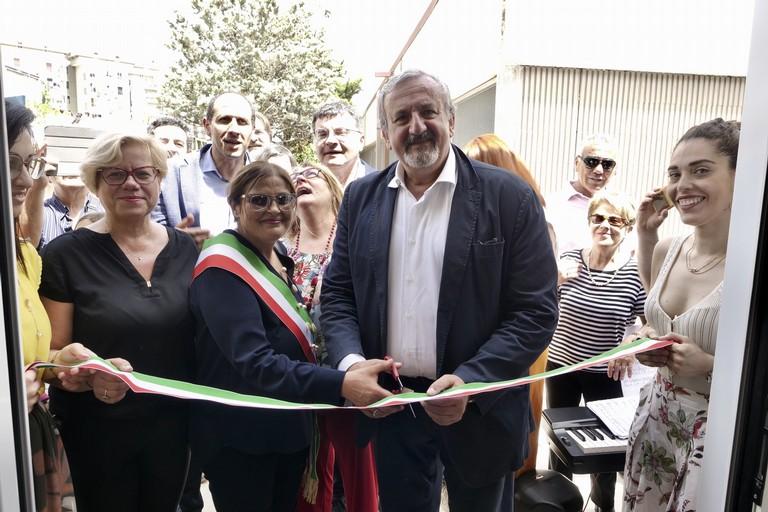 Inaugurazione Agorateca