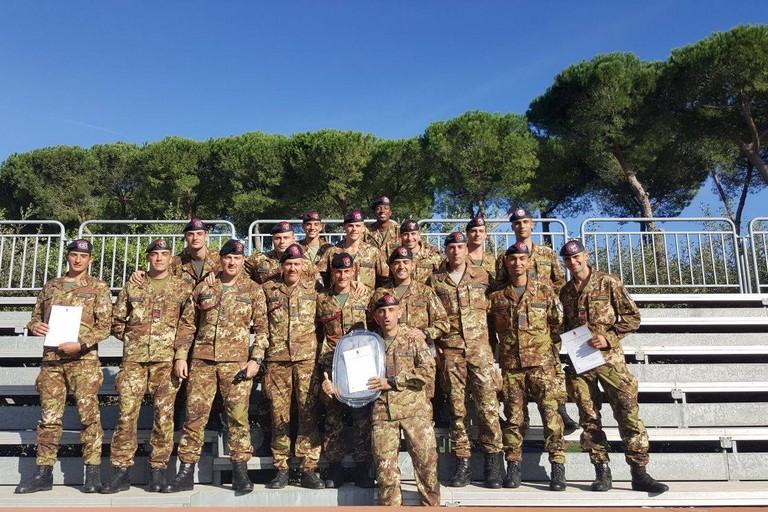 Altamura  Il 7° reggimento Bersaglieri al 3° posto al trofeo Capo di Sme 0eacd0c7c182
