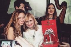 Paola Ferrulli ospite al Gran Galà della Liguria al Casinò di Sanremo