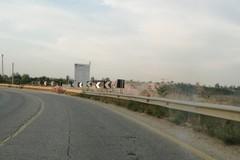 Lavori stradali sulla s.s. 96, traffico deviato nella zona sud