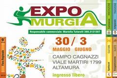 """Taglio di nastro per la IX edizione della fiera """"ExpoMurgia"""""""