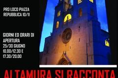 """""""Altamura si racconta"""" mostra fotografica presso la Pro Loco"""