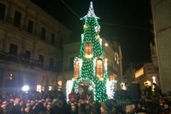 Con una bella festa si accende il Natale ad Altamura
