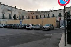Lavori nel centro storico, chiuso il parcheggio in piazza Matteotti