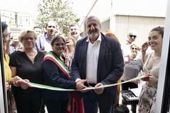 """Inaugurata la biblioteca di comunità """"Agorateca"""""""