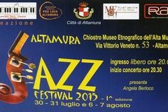 Prima edizione dell'Altamura Jazz Festival