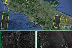 Il satellite Cosmo-SkyMed 'osserva' Roma e Altamura