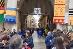 Federicus 2017: la cerimonia di apertura di Porta Bari