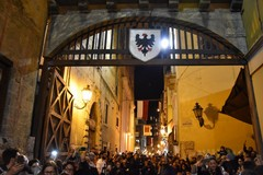 L'apertura di Porta Montium dà il via al Federicus 2017