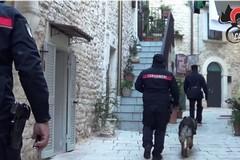 Controlli antidroga dei carabinieri, cinque arresti