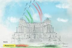 Una cartolina per la festa della Repubblica